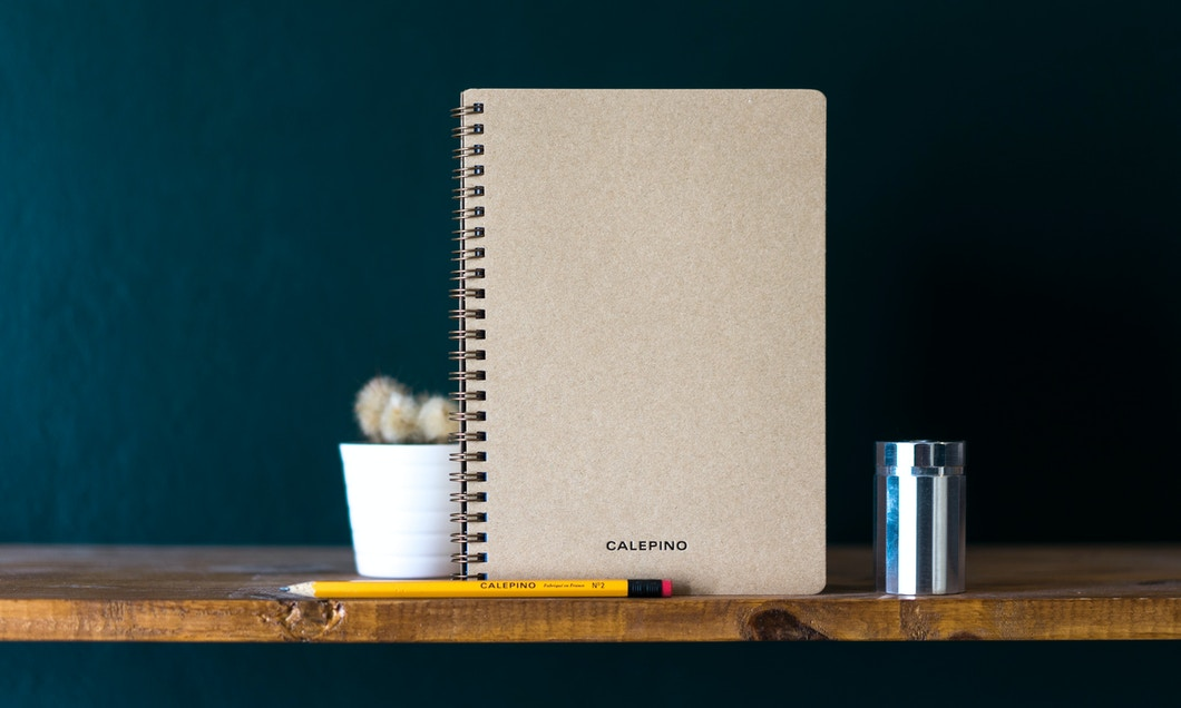 calepino pocket notebooks and memo books made in france